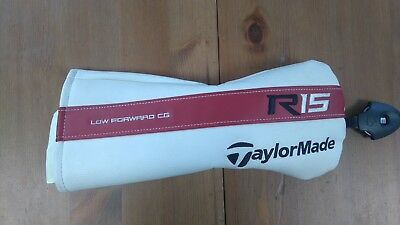 Taylor Made R15 Fairway Wood Head Cover