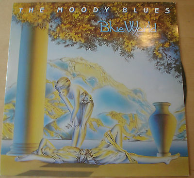 The Moody Blues - Blue World - Mint- Vinyl 12""