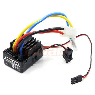Xtra Speed 1040 Brushed ESC Crawler & Boat Version RC Cars On Off Road #XS-59766