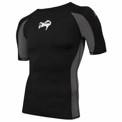 Phantom Rash Guard Shadow short sleeve Gr. XXL. BJJ, MMA, Muay Thai, Abverkauf