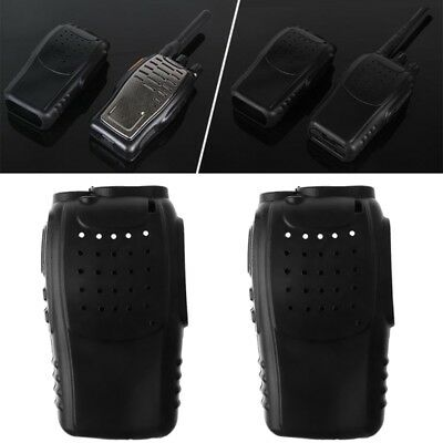 2Pc Silicone Handheld Cover Case For Baofeng BF-888s 2-Way Radio Walkie Talkie