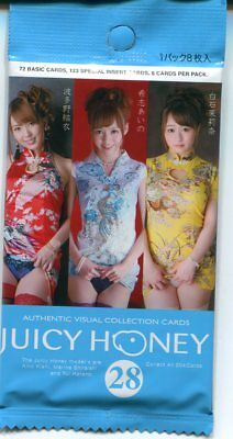 2014 JUICY HONEY COLLECTION VOL.28 - 1 x SEALED PACK