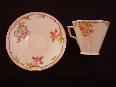 Royal Winton Peach Blossom Cup And Saucer