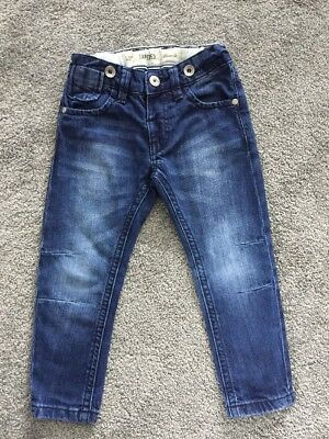 Boys Jeans By Primark Age 2-3 Years