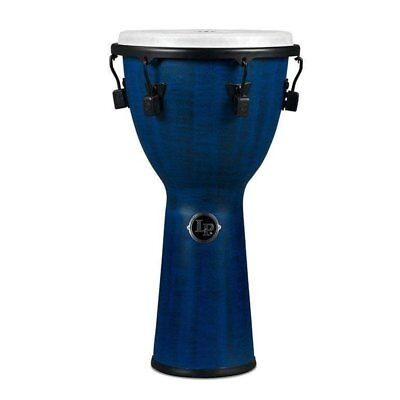 LP Latin Percussion LP727B Djembe 12 1/2'' - FX Mech Blue/Synthetic