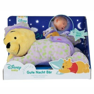 Winnie the Pooh - Plush Figure with Light Effects - Night Lamp 30cm