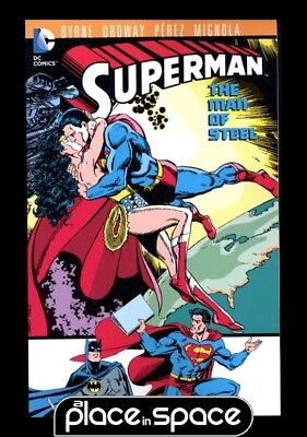 Superman The Man Of Steel Vol 08 - Softcover