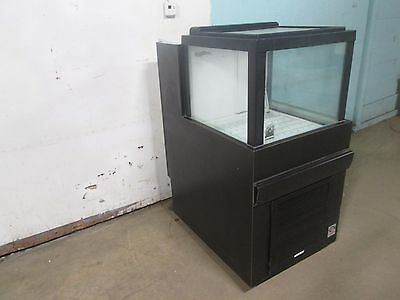 """MARINELAND ML-23SL"" HD COMMERCIAL 55gl LOBSTER/LIFE SEAFOOD MERCHANDISING TANK"