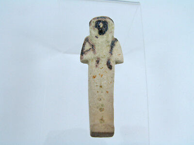 Small Egyptian Ushabti Figurine.