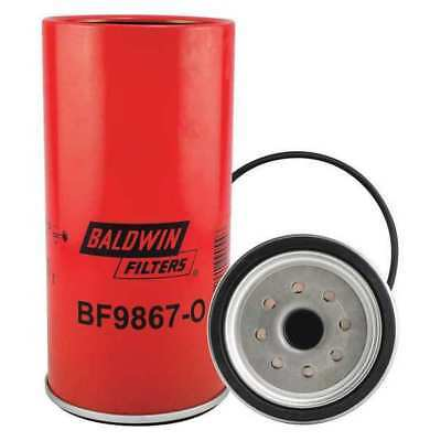 Fuel Filter,8-21/32x4-13/32x8-21/32 In BALDWIN FILTERS BF9867-O