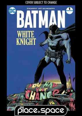 Batman: White Knight #1B - Variant (Wk40)