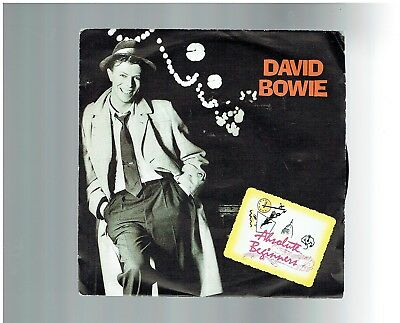 David Bowie Absolute Beginners Ps 45 1986
