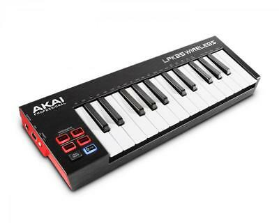 Akai LPK25 Wireless - MIDI Keyboard mit Bluetooth