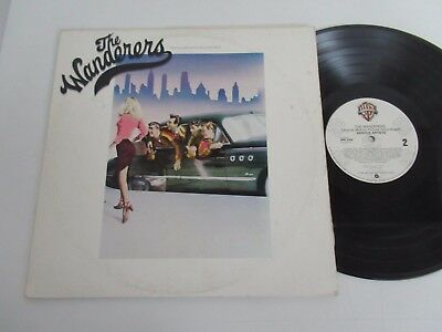 The Wanderers/music By Various Artists  Lp 1979 Usa Wb Bsk 3359