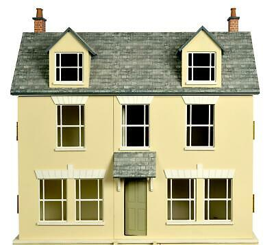 Melody Jane Dolls Houses Haven Cottage MDF Wood Flat Pack 1:12 MJ27
