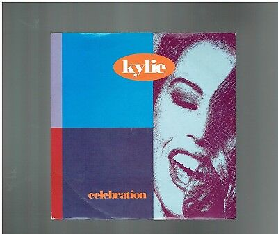 Kylie Minogue Celebration Ps 45 1992