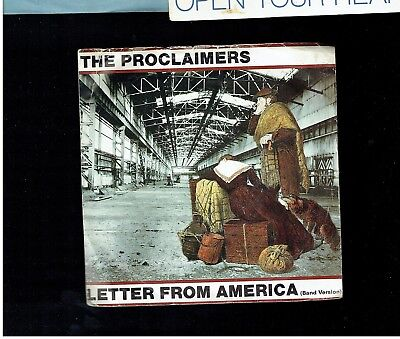 Proclaimers Letter From America Ps 45 1987