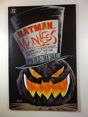 Batman: Madness  Legends of the Dark Knight Halloween Special! One-Shot NM!!