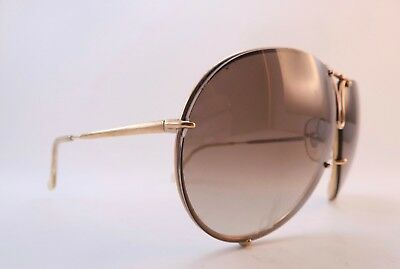 Vintage Porsche Design by Carrera sunglasses Mod 5621 Austria original lens
