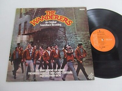 The Wanderers/music By Various Artists  Lp 1979 Rca Victor Bl 42931 Ao