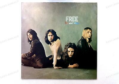 Free - Fire And Water GER LP 1970 /4