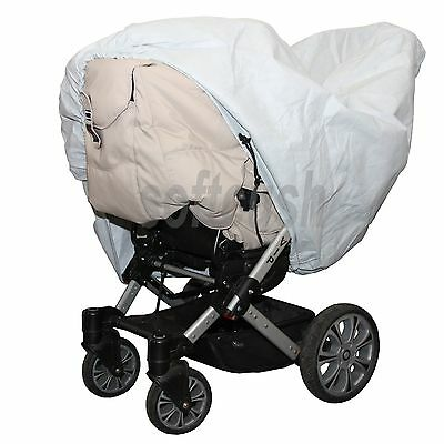 softcush Cover for Pushchair Peg Perego Switch Four Rain Protection