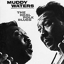 The Real Folk Blues - MUDDY WATERS [LP]