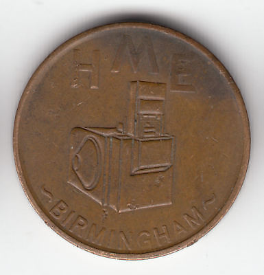 Gb Birmingham Hme Token C1950        237Z        By Coinmountain