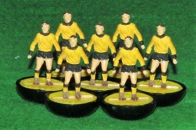 Subbuteo Heavyweight Team Ref.6 Watford 7 Spare Players