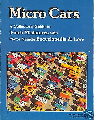 Micro Cars - Guide To 3 Inch Miniatures +++