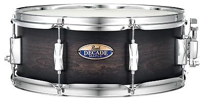 Pearl Decade Maple Snare - 14''x5,5'' Satin Black Burst
