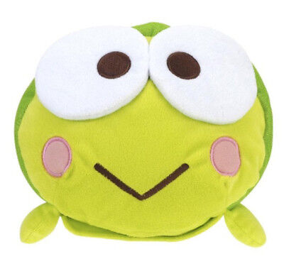 2017 Sanrio Keroppi Frog Plush Tissue Holder