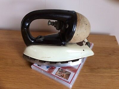 vintage 1950's rare tilley paraffin Clothes  iron.