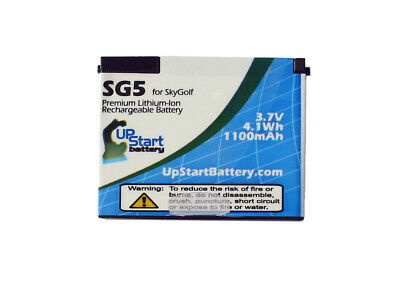 Battery for SkyGolf SG5 Rangefinder BAT-00022-1050 SkyCaddie  GPS Lifetime Warra