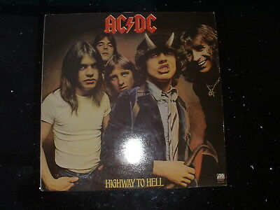 AC/DC - Highway To Hell (LP Exc!!! 1979)