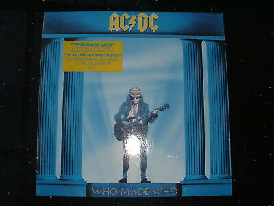 AC/DC - Who Made Who (LP Exc!!! 1986)