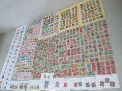 Nystamps China & dragon old stamp collection