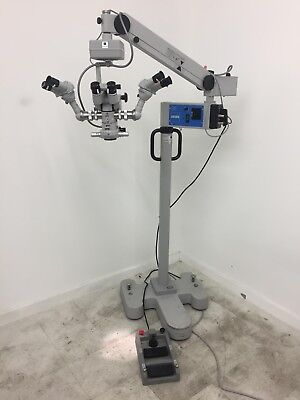 Zeiss Opmi MDU w/ S5 Stand Surgical Microscope