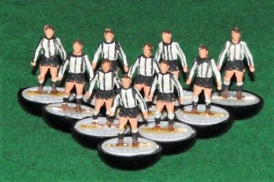 Subbuteo Heavyweight Team Ref.8 Newcastle United