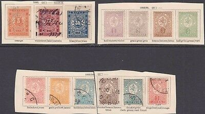 BULGARIA J4-J6 AND MORE MOUNTED $100+ 99c NO RESERVE