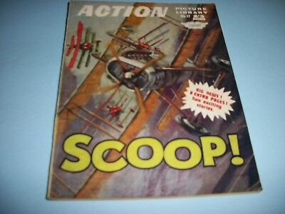 1970  Action Picture Library comic no. 17