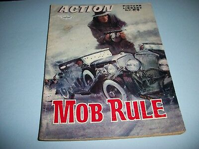 1970  Action Picture Library comic no. 21