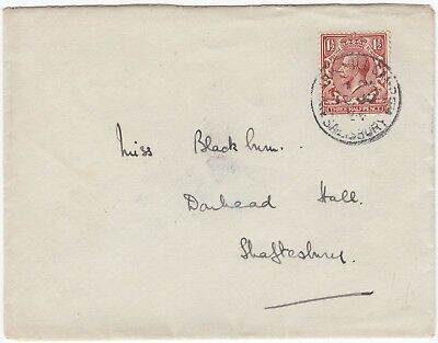 MILITARY CAMP 192*? official cover with *LARK HILL CAMP SALISBURY* cancel