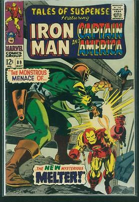 Tales of Suspense #89 VG+