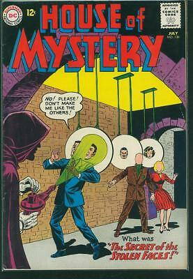 House of Mystery #136 F+
