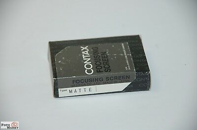 Contax Focusing Screen Type Mat for Contax Reflex Camera SLR 24x36mm