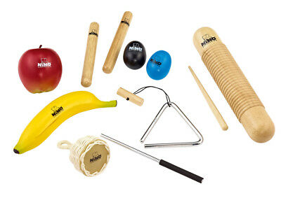 Meinl Nino Percussion Set 4 - NINOSET4