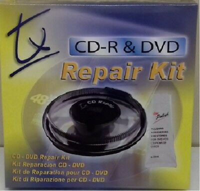Traxdata TX CD & DVD Repair Kit