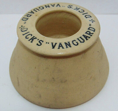 Dick's Vanguard (Cigarettes) Advertising Match Striker c1900's