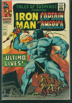 Tales of Suspense #77 VG